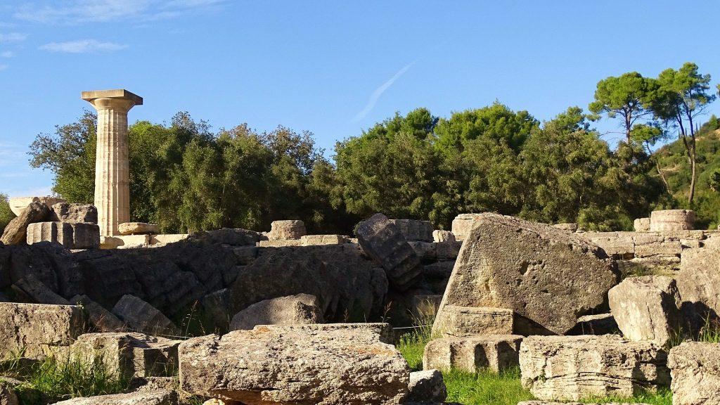 peloponez olimpija grcka