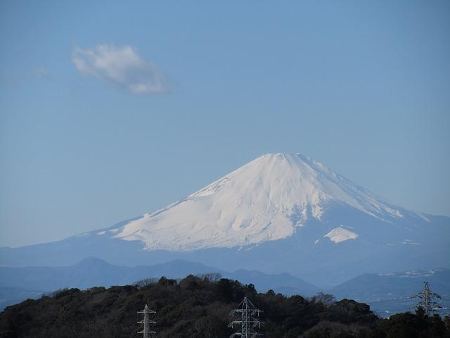 Planina Fuji Kamakura Japan